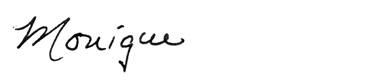 monique_signature